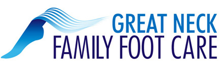 Great Neck Family Foot Care Logo