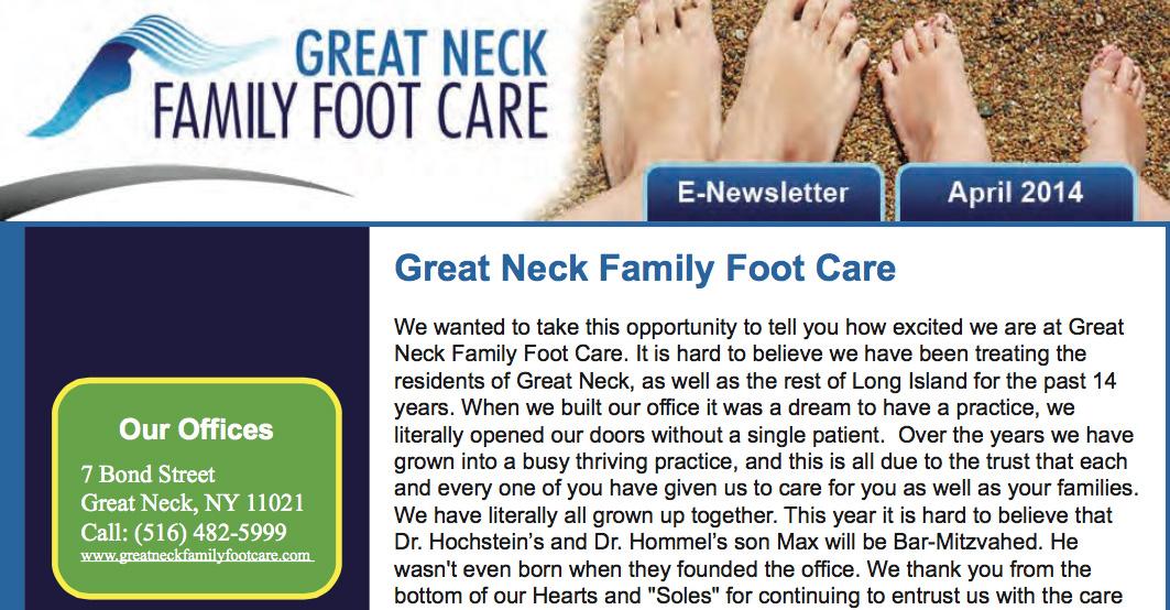 Long Island Foot Doctor