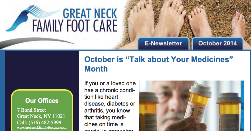 October Newsletter Cover