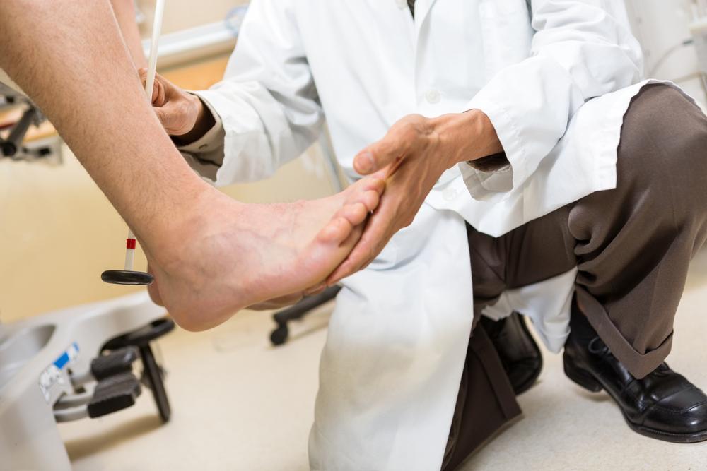 Podiatrist roslyn ny osteporosis